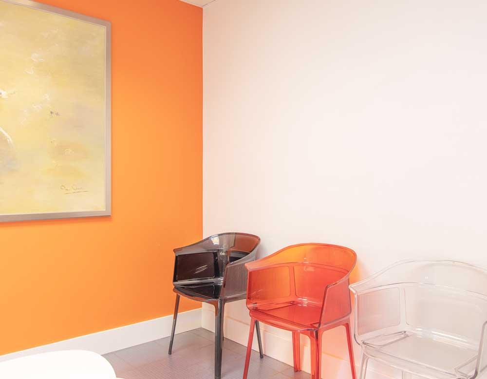 La clínica, instalaciones, clínica Sánchez-Campos