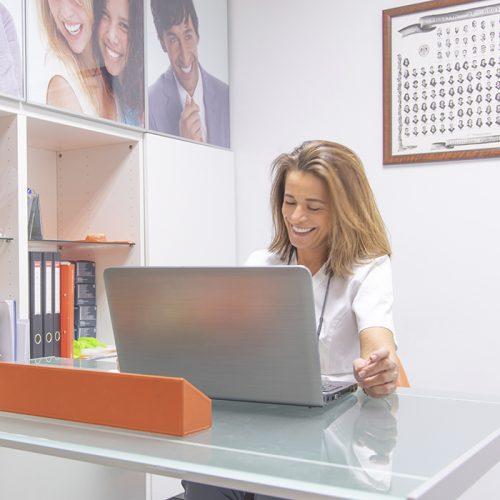 Contacto Consulta online Clínica Sánchez-Campos